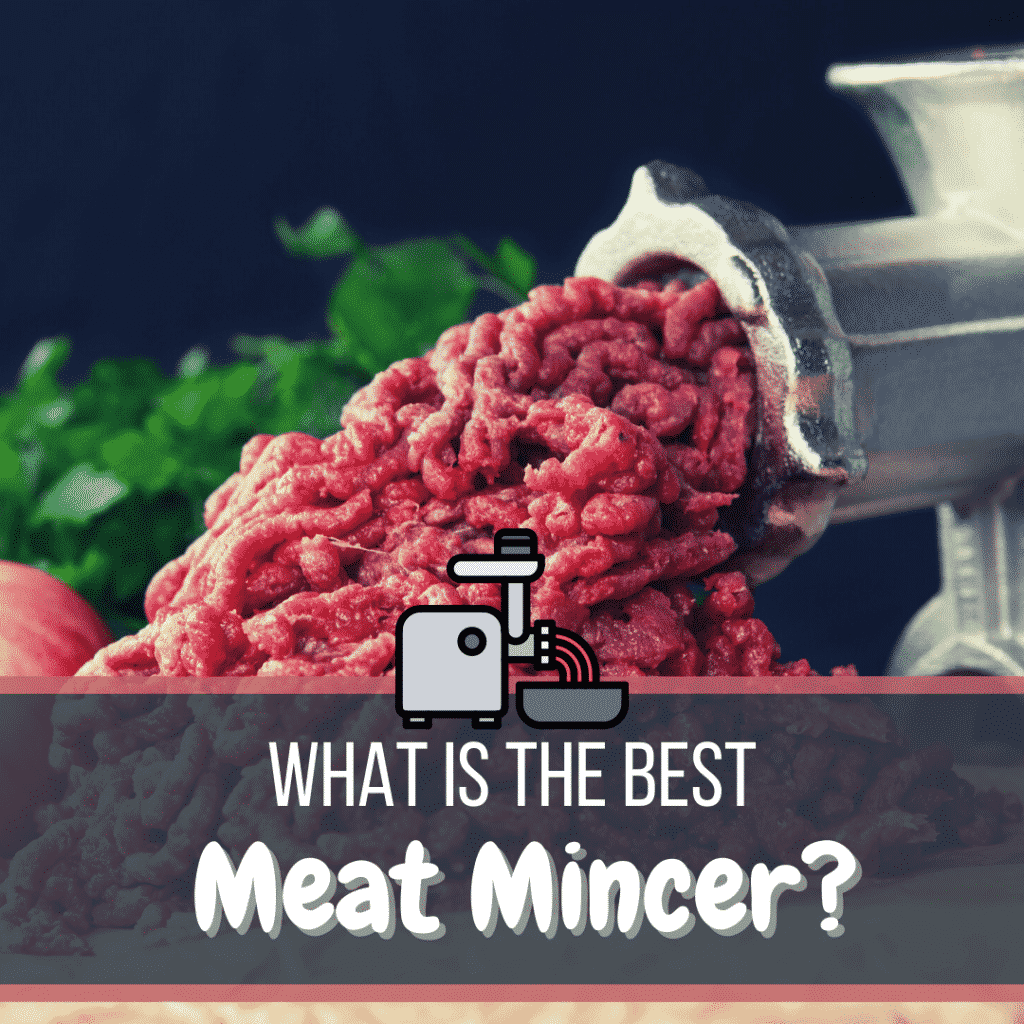 Best Meat Mincer Featured Image
