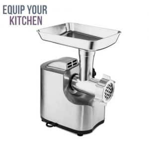 Luvele Electric Meat Mincer