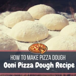 How To Make Pizza Dough using Ooni Pizza Dough Recipe